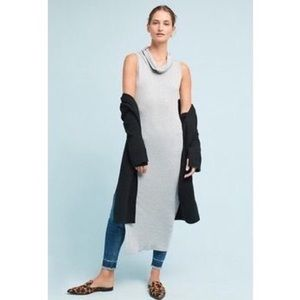 Anthropologie T La Cowl Neck Dress